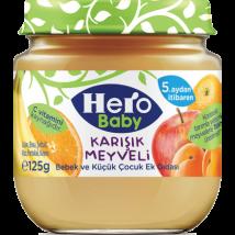 Ülker Hero Baby Bebek Maması Kavanoz 125 G